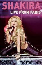 Постер к фильму Shakira: Live from Paris