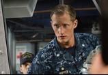 Сцена с фильма Морской брань / Battleship (2012)