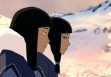 Кадр с фильма Аватар: Легенда насчёт Корре