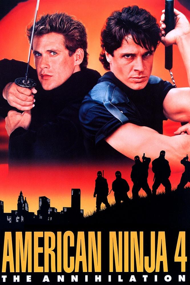 Американский ниндзя 2: схватка (1987) смотреть онлайн или скачать.