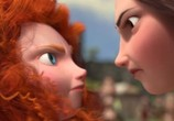 Сцена из фильма Храбрая сердцем / Brave (2012)