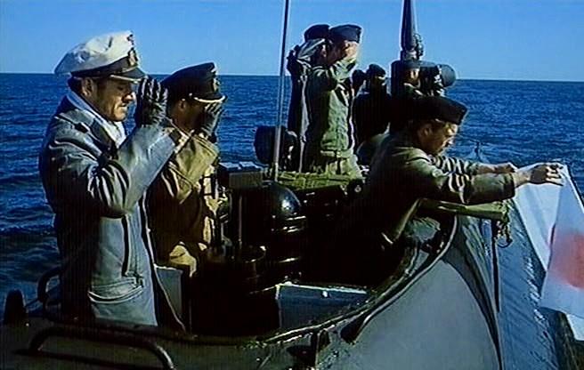 фильм про подводную лодку после ядерной войны