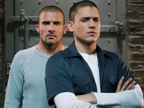 показать кадры и промофото сериала prison break: