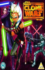 Постер к фильму Звездные войны: Войны клонов (Клонические войны)
