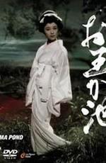 Постер к фильму Призрак кошки пруда Отама