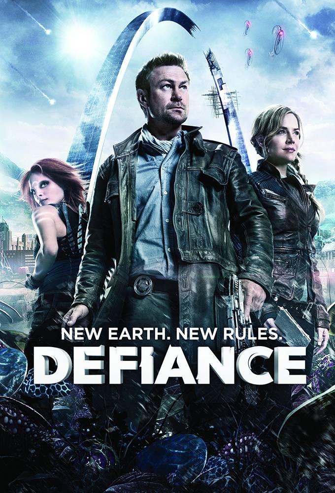 Вызов Defiance Сериал Торрент