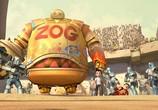 Сцена изо фильма Астробой / Astro Boy (2009)
