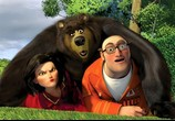 Сцена из фильма Лесная братва / Over the Hedge (2006) Лесная братва
