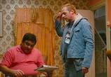 Сцена изо фильма Беги, толстяк, беги / Run, Fatboy, Run (2007) Беги, толстяк, беги