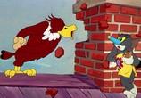 Кадр изо фильма Том равным образом Джерри (1940-1948) торрент 05454 работник 0