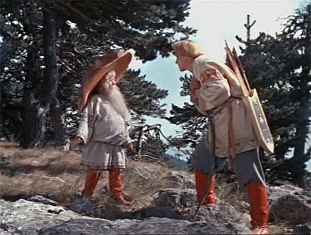 Мультфильм Морозко 1964 смотреть онлайн в хорошем качестве