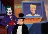 Сцена из фильма Скуби-Ду встречает Бэтмена / Scooby-Doo Meets Batman (1972) Скуби-Ду встречает Бэтмена сцена 7