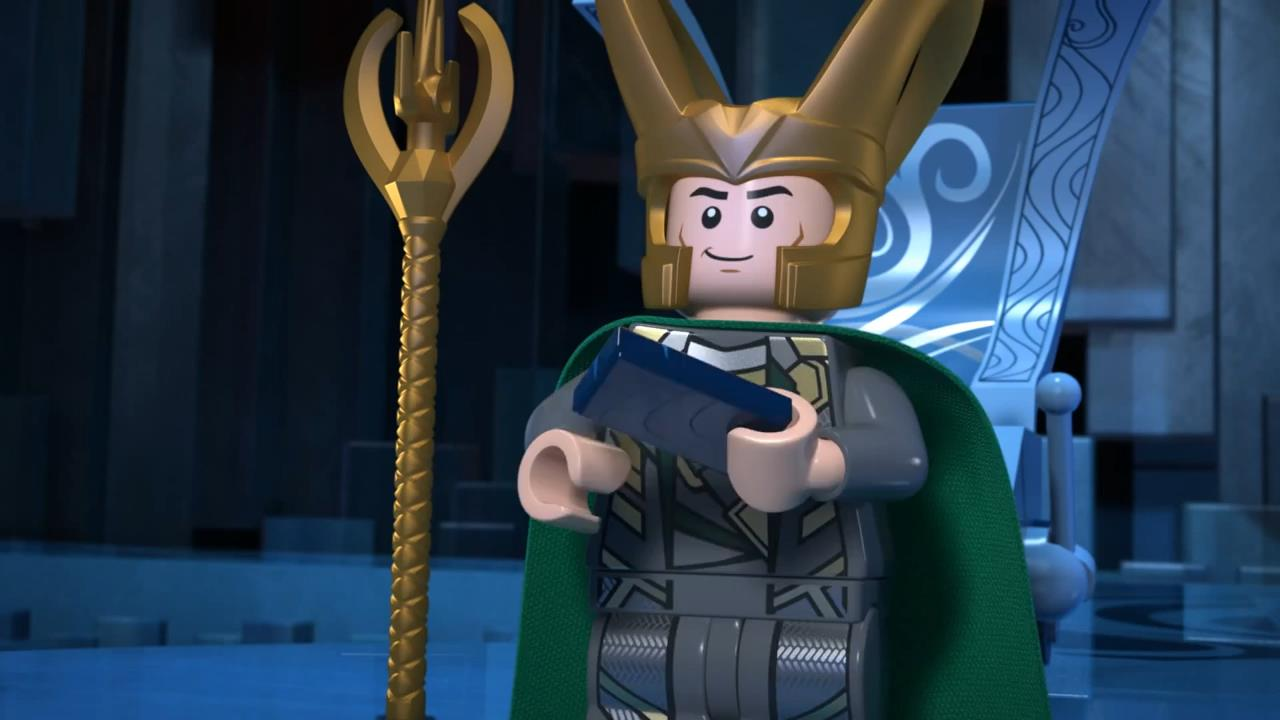 Скачать Лего Марвел с торрента