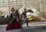 Сцена из фильма Мстители / The Avengers (2012)