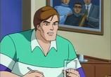 Сцена изо фильма Человек-паук / Spider-man (1994)