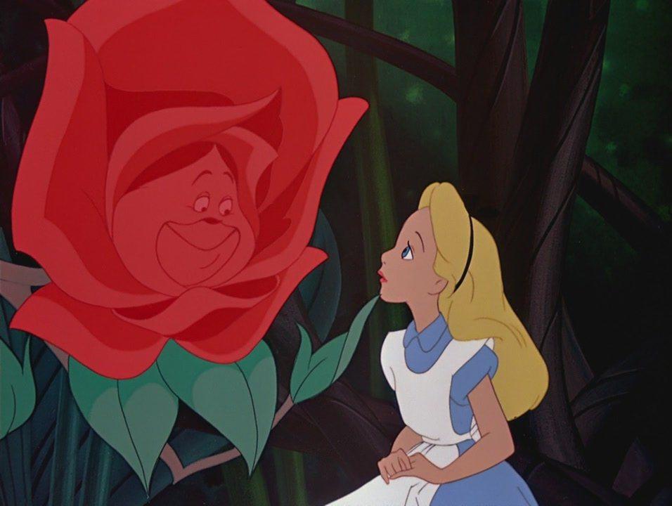 Алиса в стране чудес (мультфильм ) - смотреть онлайн бесплатно в