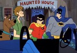 Сцена из фильма Скуби-Ду встречает Бэтмена / Scooby-Doo Meets Batman (1972) Скуби-Ду встречает Бэтмена сцена 6
