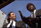 Сцена изо фильма Криминальное чтиво / Pulp Fiction (1994) Криминальное чтиво