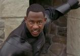 Сцена изо фильма Черный джентльмен / Black Knight (2001)