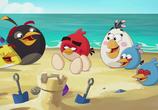 Кадр с фильма Злые птички