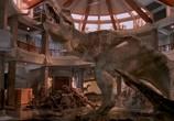 Сцена с фильма Парк Юрского периода / Jurassic Park (1993) Парк Юрского периода сценическая площадка 0