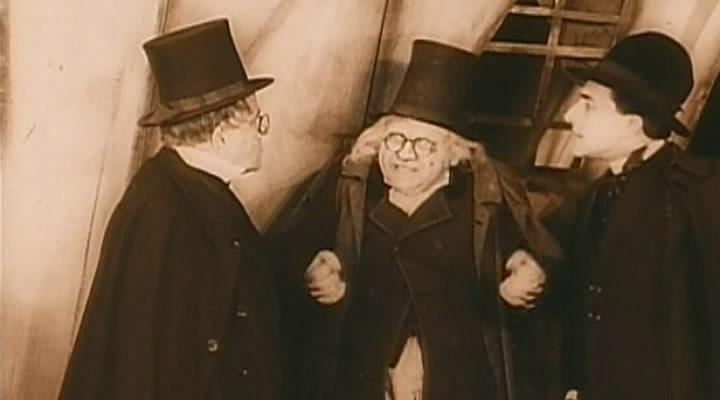 кабинет доктора калигари 1920 смотреть онлайн