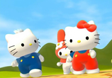 Скриншот фильма Приключения Hello Kitty и ее друзей / Hello Kitty (1993)