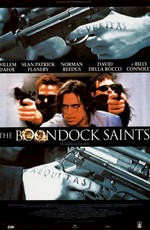 Постер к фильму Святые из Бундока