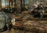 Сцена изо фильма Легенда о динозаврах / March of the Dinosaurs (2011) Поход динозавров сценическая площадка 0