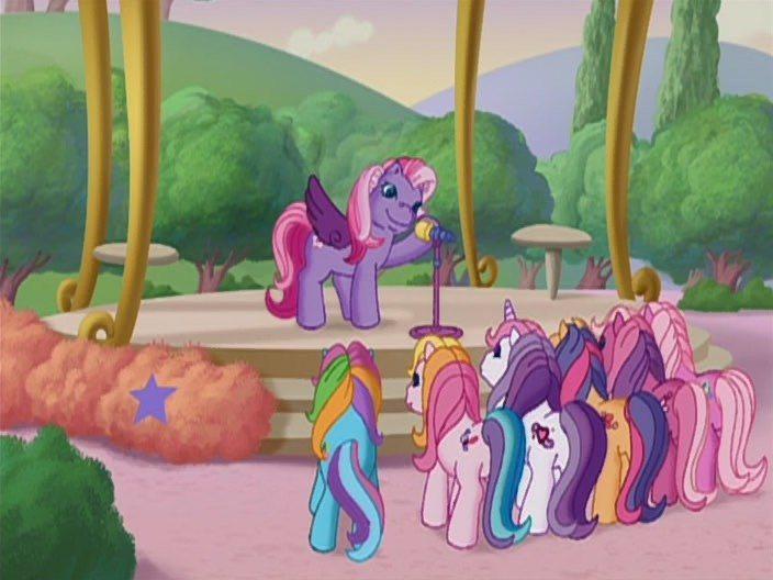 мой маленький пони знакомство с мультфильм скачать