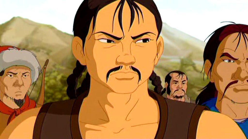 Топ 10 самых сексуальных китаянок монголок 14 фотография