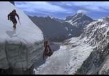 Кадр с фильма Вертикальный грань