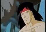 Сцена из фильма Смертельная Битва: Защитники Империи / Mortal Kombat: Defenders of the Realm (1995) Смертельная Битва: Защитники Империи сцена 1