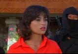 Сцена изо фильма Американский шпион / American Ninja (1985) Американский разведчик объяснение 0