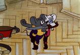 Кадр изо фильма Приключения кота Леопольда