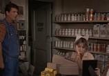 Сцена с фильма Максимальное ускорение / Maximum Overdrive (1986) Максимальное ускорение