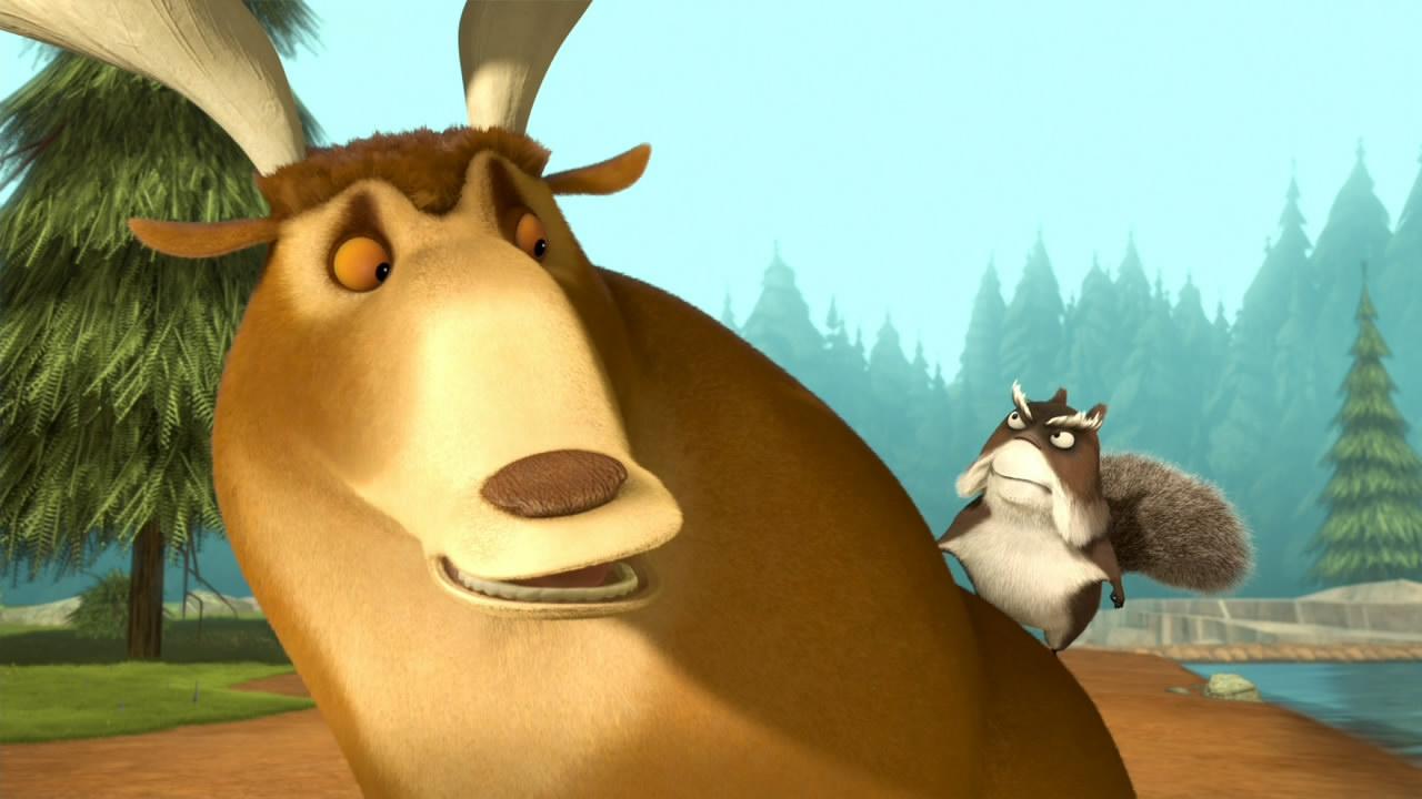 мультфильм смотреть сезон охоты: