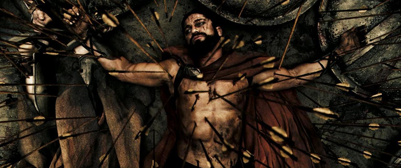 300 спартанцев (2007) смотреть онлайн бесплатно в HD 720