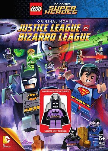 Супергерои dc лига справедливости