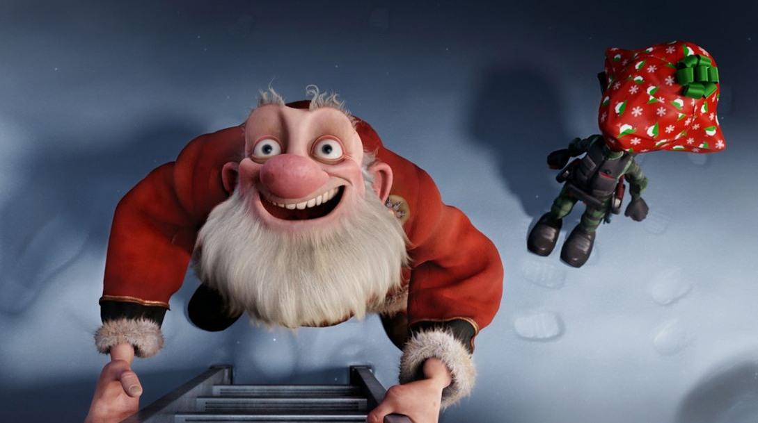 Секретная служба Санта-Клауса (2011) смотреть онлайн или скачать ...