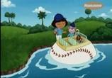 Сцена изо фильма Даша-путешественница / Dora the Explorer (2000) Даша-путешественница театр 0