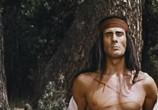 Сцена из фильма Апачи / Apachen (1973) Апачи сцена 3