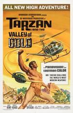 Тарзан и Золотая долина / Tarzan and the Valley of Gold (1966)