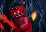 Сцена из фильма Lego: Рыцари Нексо / Lego Nexo Knights (2015) Lego: Рыцари Нексо сцена 7