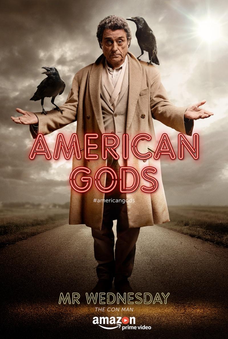 Американские боги 1 сезон 8 серия смотреть онлайн
