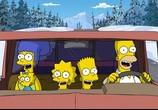 Сцена с фильма Симпсоны на кинематография / The Simpsons Movie (2007) Симпсоны во кино