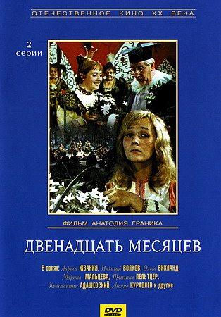 Двенадцать Месяцев фильм 1972 скачать торрент