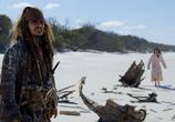 Сцена из фильма Пираты Карибского моря: Мертвецы не Рассказывают Сказки: Дополнительные материалы / Pirates of the Caribbean: Dead: Bonuces (2017)