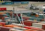 Сцена из фильма National Geographic: Суперсооружения: Порт Роттердам / MegaStructures: Port of Rotterdam (2005)