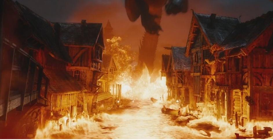 Хоббит Битва пяти воинств 2014 смотреть фильм онлайн